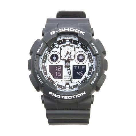Casio G Shock Ga 100bw часы g shock ga 100bw от casio ga 100bw 1a по цене 5590 рублей в streetball