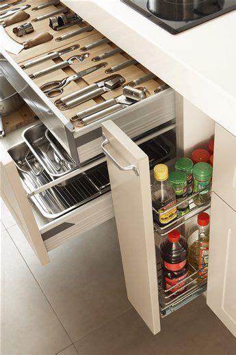 Kitchen Organizers Ideas Las 25 Mejores Ideas Sobre Cocinas Peque 241 As En Pinterest