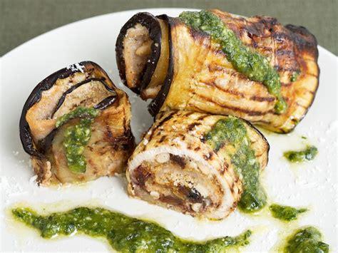 ricette per cucinare il pesce spada ricetta involtini di melanzane e pesce spada sale pepe
