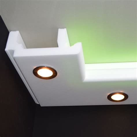 Led Stuckleisten Styropor by Stuckpleiste F 252 R Indirekte Beleuchtung