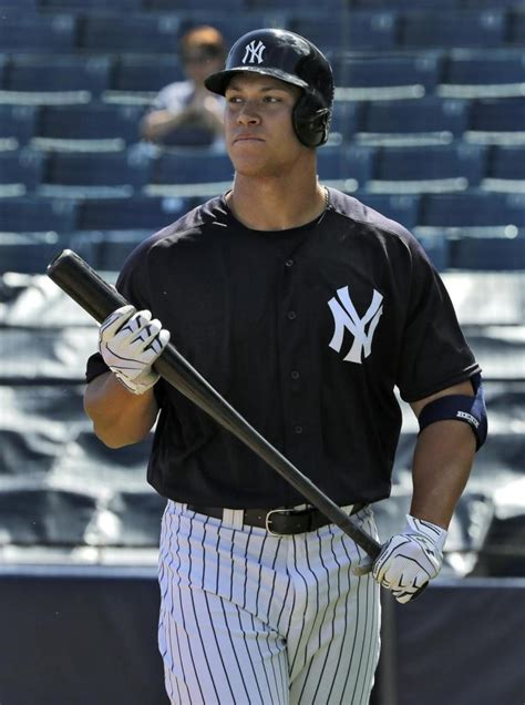 aaron judge the story of the new york yankees home runã hitting phenom books yankees prospect aaron judge out indefinitely with knee