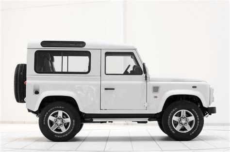 white land rover defender 2011 startech land rover defender 90 yachting edition