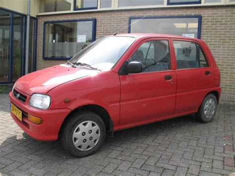 daihatsu cuore history photos on better parts ltd
