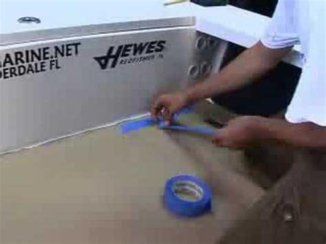 boat floor installation marine flooring installation video youtube