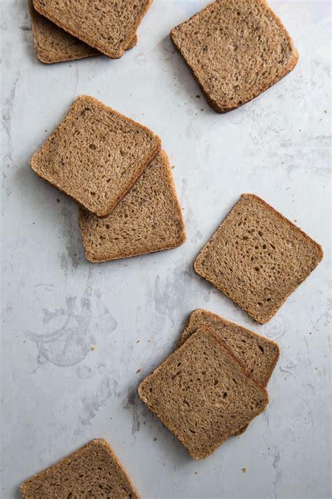 Toast Messenger Makes Its by Mini Reuben Toasts Popsugar Food