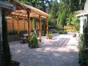 Back Yard Patio Designs Backyard Patio Ideas