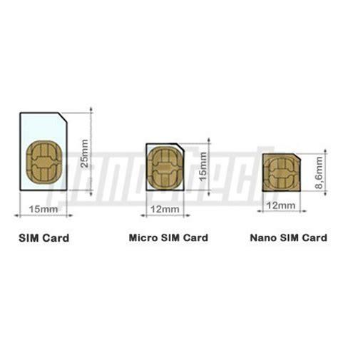 Sim Card Chip Mati corte sim y micro sim a nano sim para iphone 5 y 6 40 00 en mercado libre