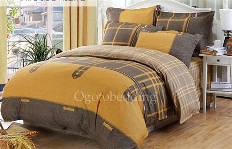 yellow and brown comforter brown and yellow comforter 9387