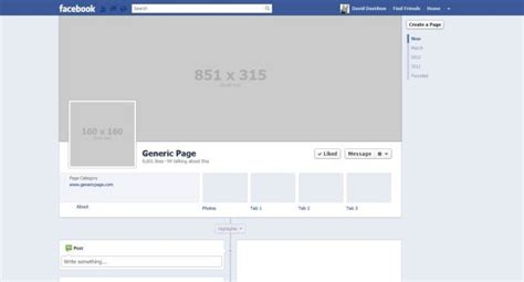 best photos of facebook business page template facebook