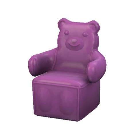 Gummy Chair by Pink Gummy Chair By Ketfou The Exchange Community