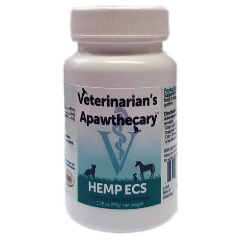 hemp for dogs hemp powder for dogs cats hemp ecs by veterinarian s apawthecary