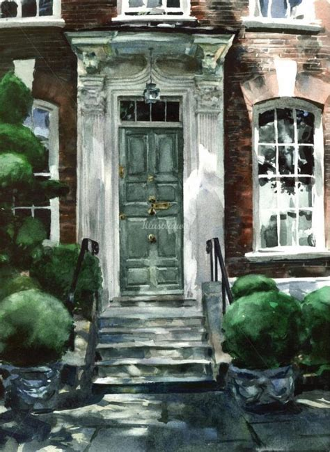 Philip Banister by Cityscapes Paintings By Philip Bannister And Design