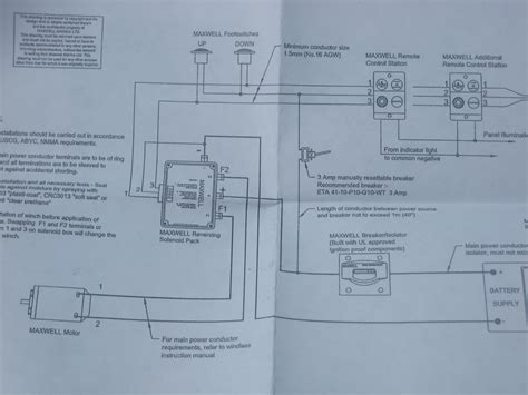 winch reversing solenoid wiring diagram reversing switch