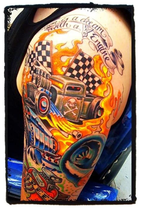 car sleeve tattoo designs car sleeve ideas and car sleeve designs page 2