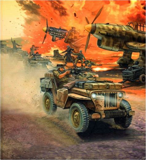 desert military jeep 2382 best desert war 1942 1943 images on pinterest