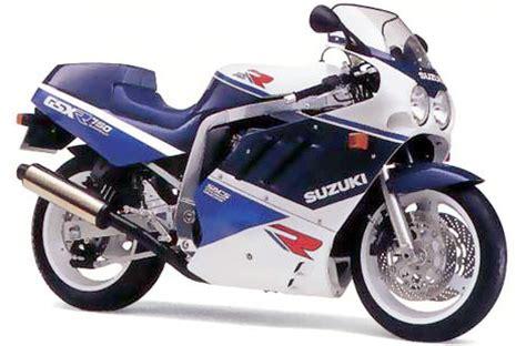 89 Suzuki Gsxr 750 Suzuki Gsx R 750 1988 1995