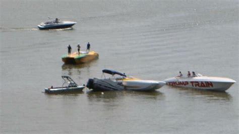boat crash ohio river report boat collision on ohio river wkrc