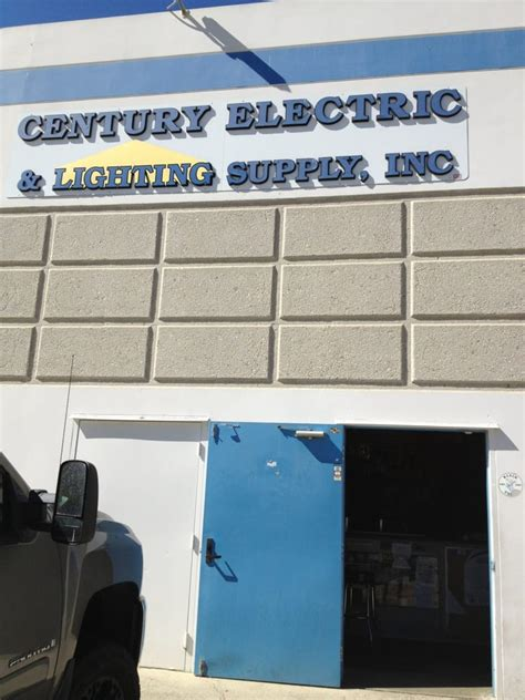 century electric supply electricians 1111 rancho