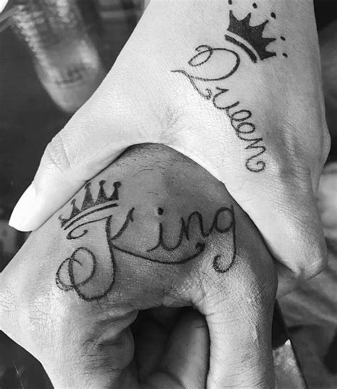 partner tattoo designs best 25 partner tattoos ideas on king and