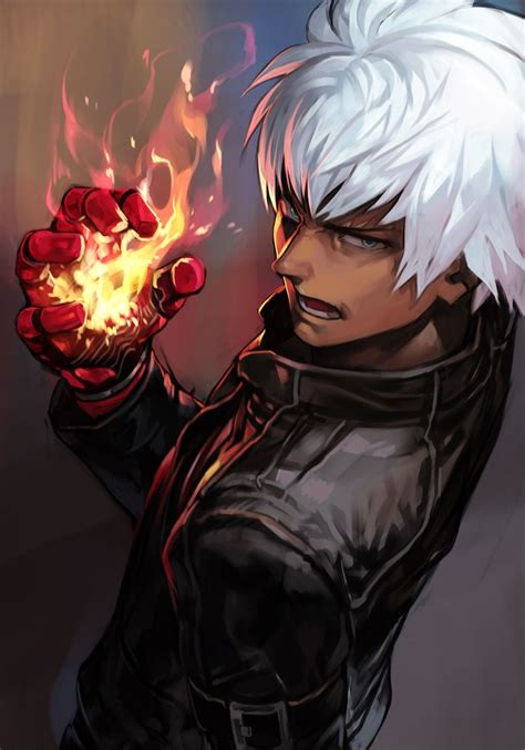 hungryclicker  king  fighters mobile legend