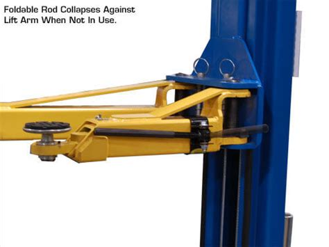 atlas rimrod mountable wheel holder  lift arms