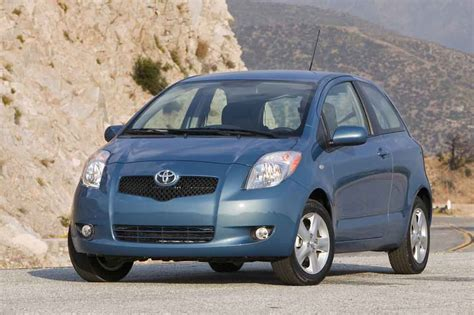 2006 Toyota Yaris 2001 Toyota Yaris D 4d Related Infomation Specifications