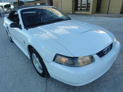 Mustang Auto Friendswood Tx by Used 2004 Ford Mustang For Sale Carsforsale