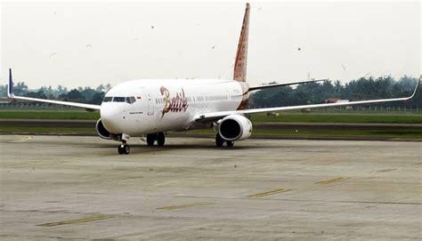 batik air mendarat di terminal berapa bandara cengkareng diperluas warga ganti rugi rp 20 juta