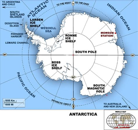 map of antarctica s geography clear typography