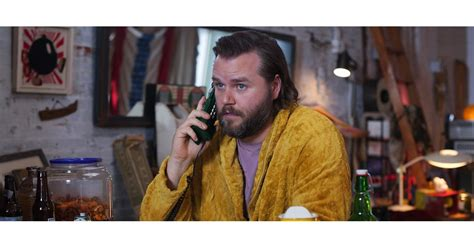 is tyler labine married hulu deadbeat star tyler labine interview video