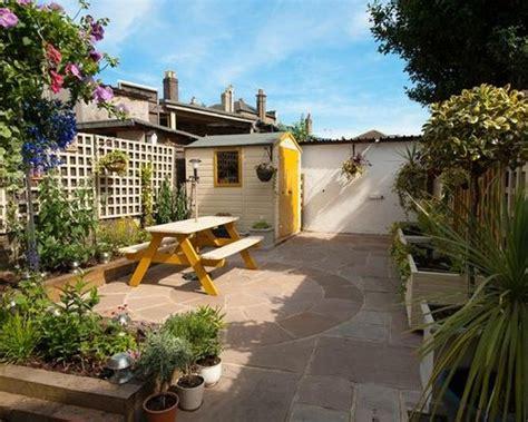 patio garden design small patio garden design houzz