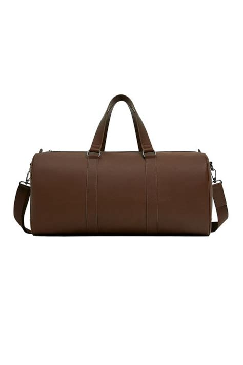 Mango Pebbled Square Tote Bag 23 best weekender and travel bags for and