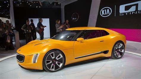 kia sports car gt4 stinger price