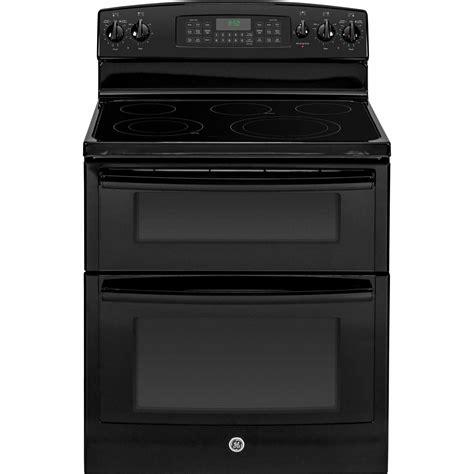 black electric range ge 27 quot drop in electric range black appliances