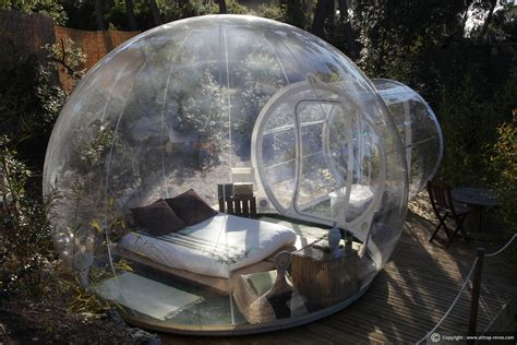 bubble tent gallery