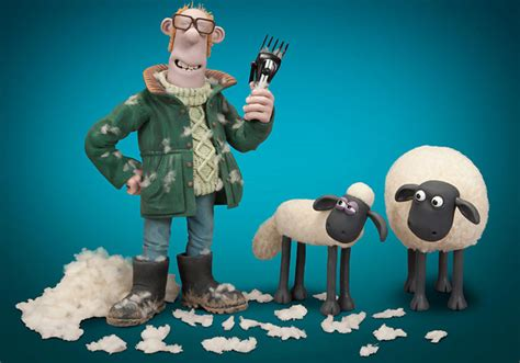film cartoon shaun the sheep review shaun the sheep movie indiewire
