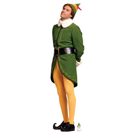 will ferrell elf costume will ferrell concerned elf standup
