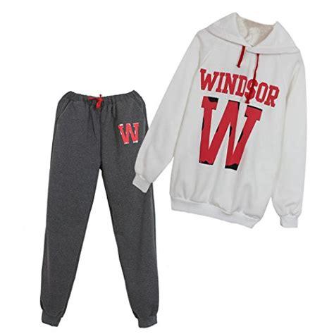 Hoodie Strike Suit Abu casual letter print suit hoodie sweatpant sweatshirt sports coat tracksuit buy in