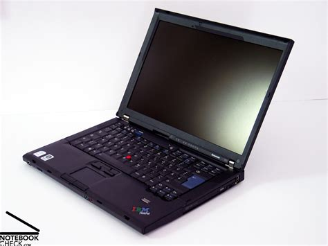 Laptop Lenovo Thinkpad review ibm lenovo thinkpad t61 notebook notebookcheck