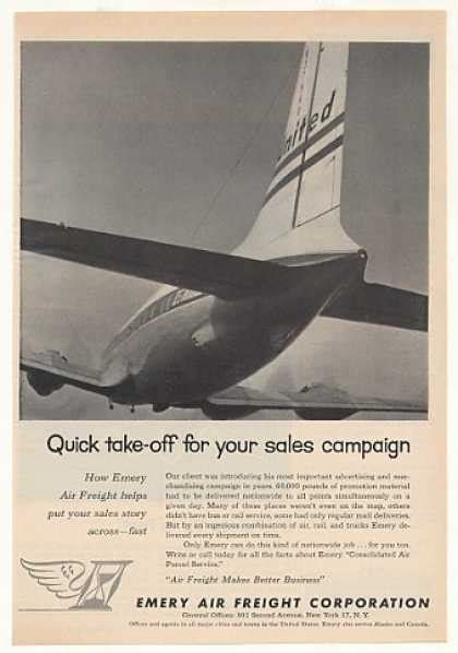 vintage airlines and aircraft ads of the 1950s page 43