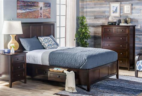 living spaces futon copenhagen brown queen storage bed living spaces
