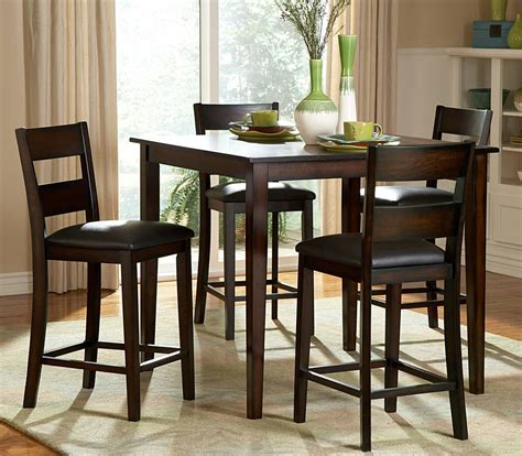 Counter Height Dining Table Set Your Furniture Outlet 187 Dining