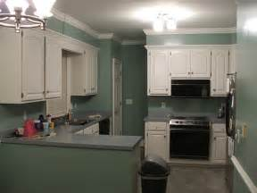 Small Kitchen Paint Ideas Painted Kitchen Cabinet Ideas