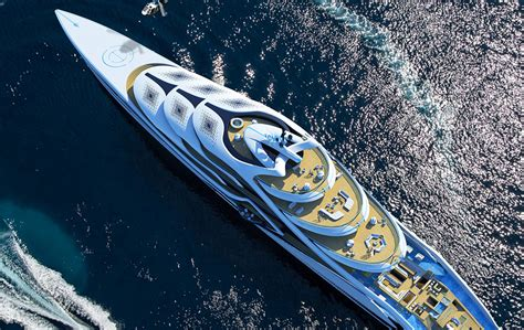 acionna luxury superyacht concept