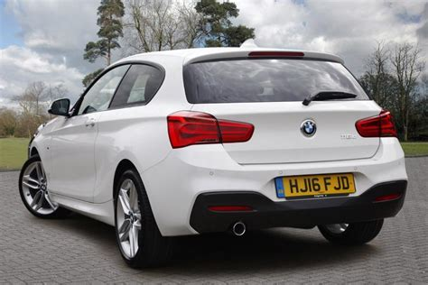 Bmw 1er M Sport Leasing by Used 2016 Bmw 1 Series 1 5td 116d M Sport For Sale In