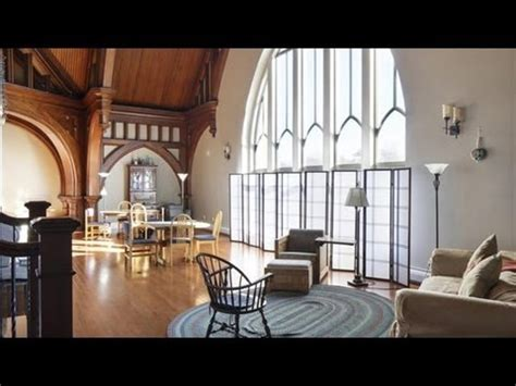 To Home by Converting Churches Into Homes
