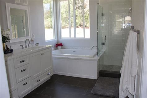 luxury bathrooms for less how to design a luxury bathroom for less life rearranged