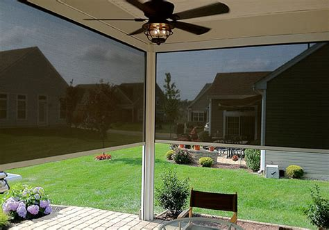 Automatic Patio Cover by Automatic Patio Cover Patio Privacy Screens Shutters
