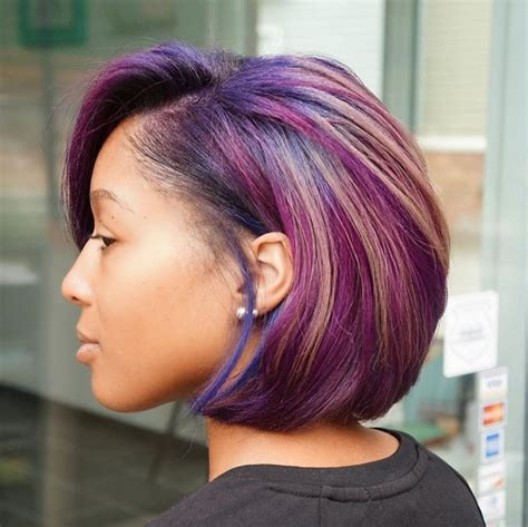 short bob relaxed hair loveee rayn thestylist read the article here http www