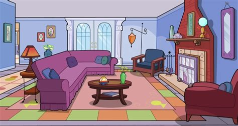 Gallery for cleaning living room clipart clipart kid